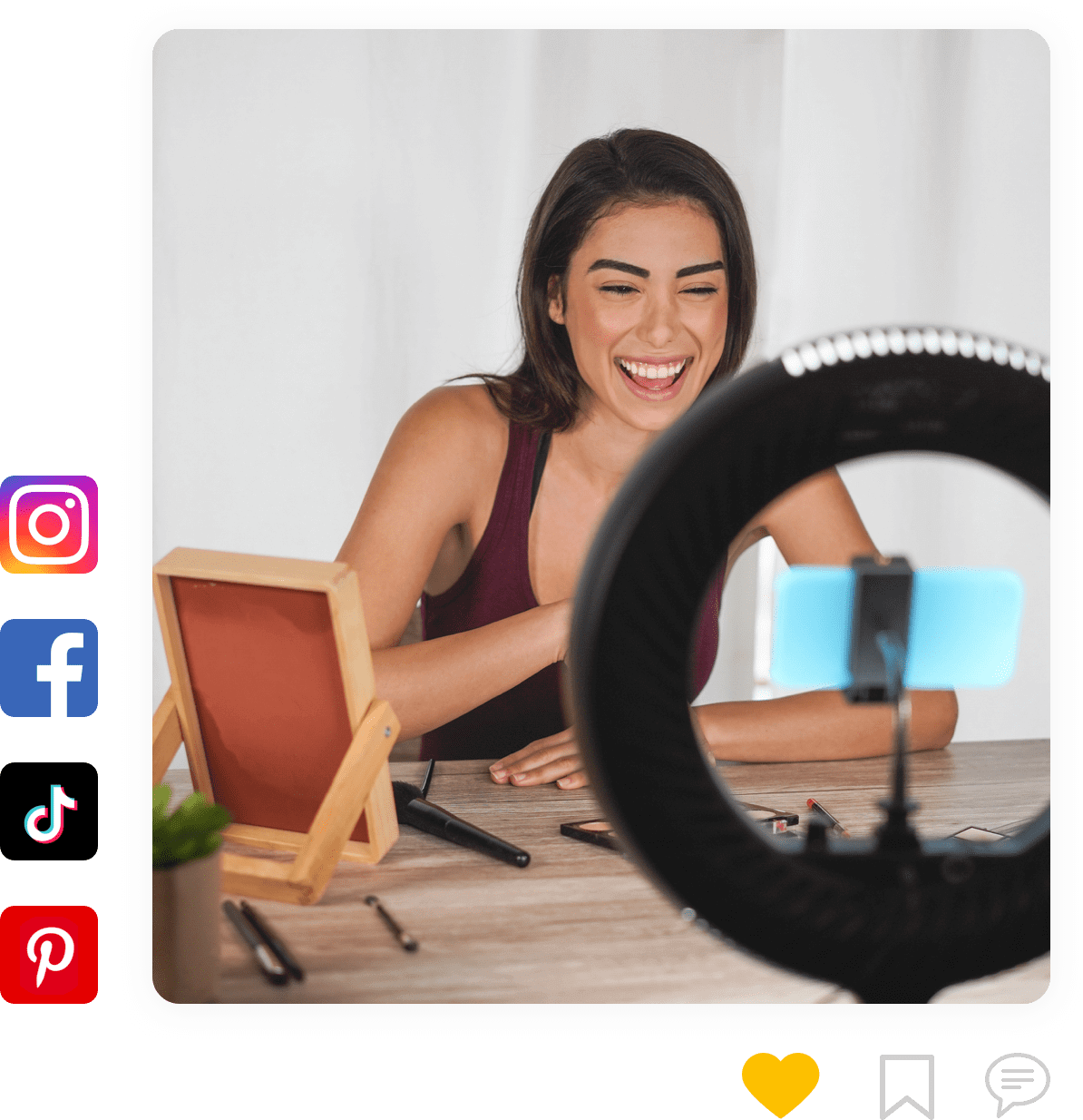 contratar influencer colombia